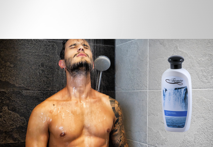 Scented Shower Gel for Men